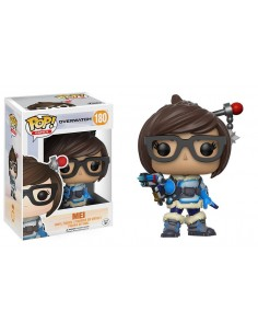 Pop Mei, Overwatch