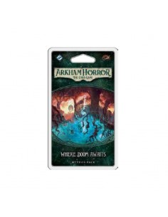 Arkham Horror LCG: 1.5 Where doom awaits