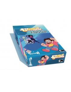 Steven Universe y las Gemas de Cristal. El juego de cartas
