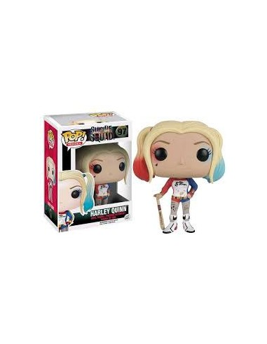 Pop Harley Quinn (Suicide Squad)