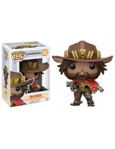 Pop McCree. Overwatch