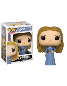 Pop Dolores . Westworld