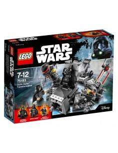Lego Star Wars:  Transformacion de Darth Vader