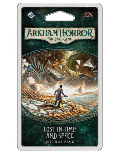 Arkham Horror LCG: 1.6 Lost In Time And Space