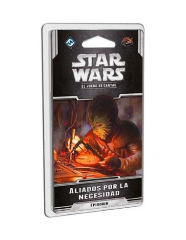 Star Wars LCG: 6.1 Aliados por la necesidad
