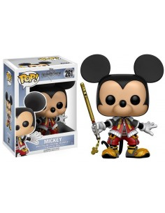 Pop Mickey. Kingdom Hearts