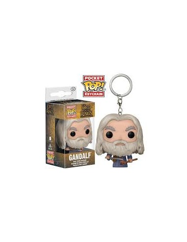 Pop Keychain Gandalf . Lord of the Rings