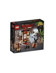 Lego NinjaGo La Pelicula : Entrenamiento de Spinjitzu