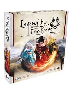 Reserve Legend of the 5 Rings 1 core set ENGLISH