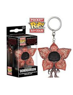 Pop Keychain Demogorgon . Stranger Things