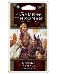 AGOT 2.0 Lcg :  3.5 Oberyn's Revenge