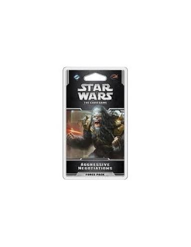 Star Wars LCG : 6.2 Aggressive Negotiations