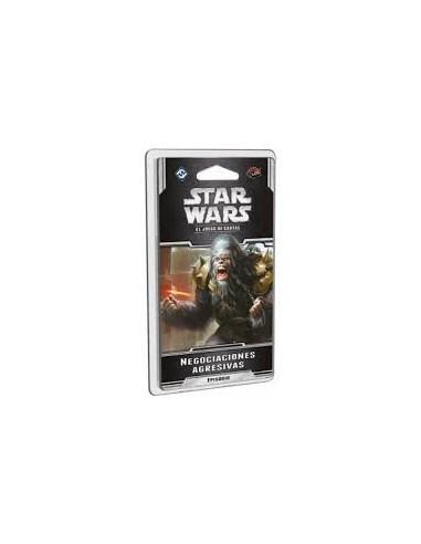 Star Wars LCG 6.2 : Negociaciones Agresivas