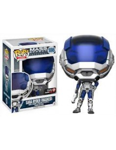 Pop Sara Ryder Masked . Mass Effect Andromeda