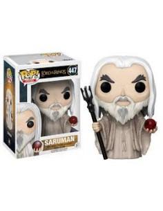 Pop Saruman . El Señor de los Anillos