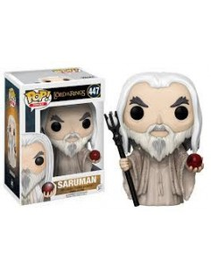 Pop Saruman . The Lord of the Rings