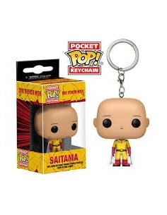 Pop Keychain Saitama . One Punch Man