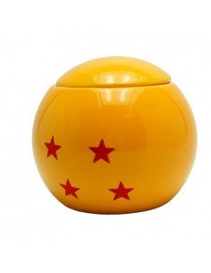 Dragon Ball Mug Four Stars Ball