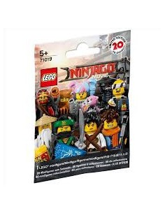 Booster Lego NinjaGo The Movie