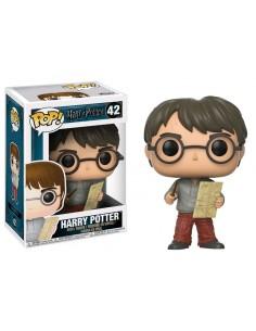 Pop Harry Potter con el Mapa de Merodeador