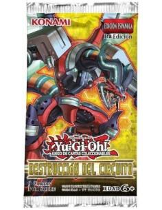 Yugi Destruccion del Circuio