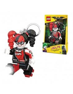 Llavero Lego Harley Quinn Linterna