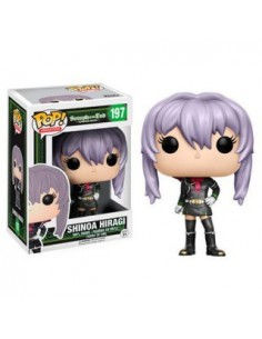 Pop Shinoa Hiragi. Seraph of the End