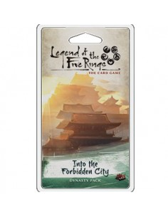 L5R Lcg: 1.3 Into the Forbidden City (Ingles) Preorder
