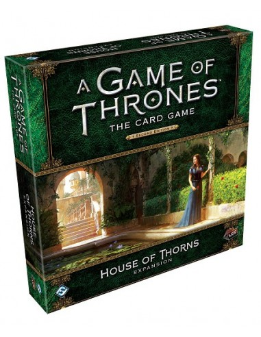 Agot 2.0 Lcg: Deluxe House of Thorns
