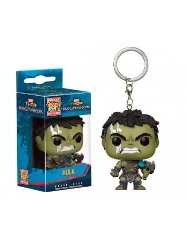 Llavero Pop Hulk Gladiator. Thor Ragnarock