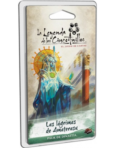 L5R Lcg: 1.1 Tears of Amaterasu (Spanish) Preorder