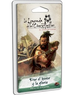 L5R Lcg: 1.2 For Honor and Glory (Castellano) Preorder