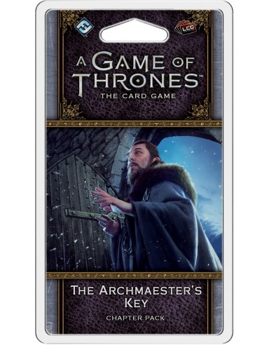 AGOT 2.0 LCG 4.1: The Archmaester's Key