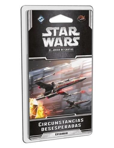 Star Wars LCG: 6.3 Circustancias Desesperdas