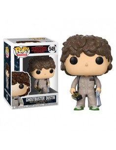 Pop Dustin (Cazafantasmas) Stranger Things