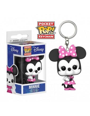 Llavero Pop Minnie. Disney