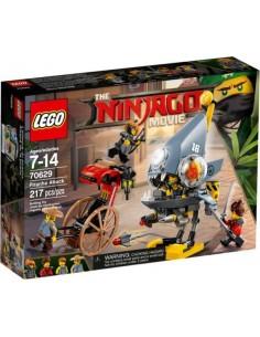 Lego NinjaGo: Ataque de la Piraña (70629)