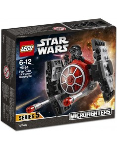 Lego Microfighters Serie 5: First Order Tie Fighter (75194)