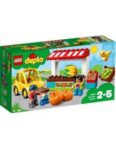 Lego Duplo: Mercado de la Granja (10867)