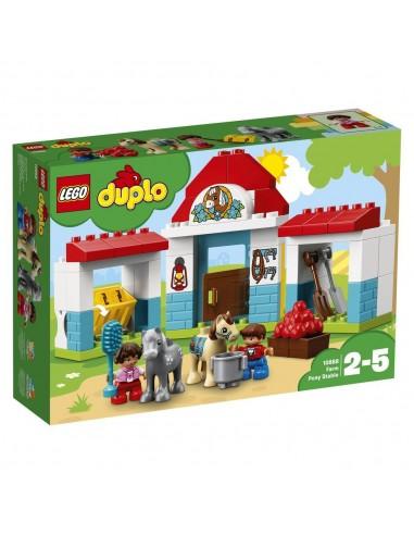 Lego Duplo: Establo de los Ponis (10868)