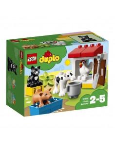 Lego Duplo: Animales en la Granja (10870)