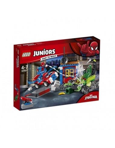 Lego Duplo: Spiderman VS Escorpion