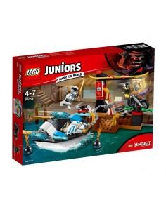 Lego Juniors: Persecución en la Lancha Ninja (10755)