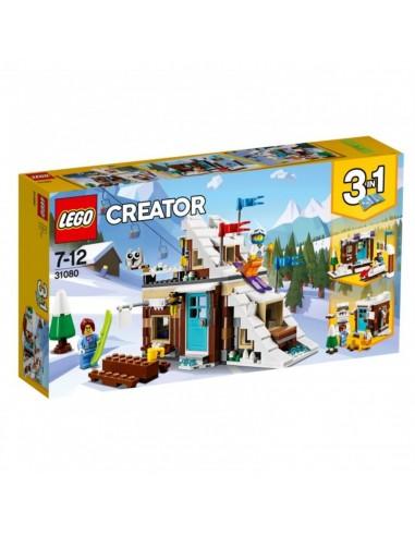 Lego Creator: Refugio de Invierno (31080)