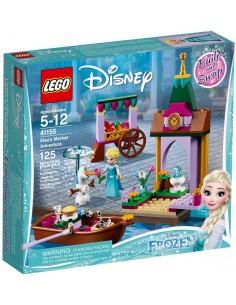 Lego Disney Frozen: Aventuras en el Mercado de Elsa (41155)
