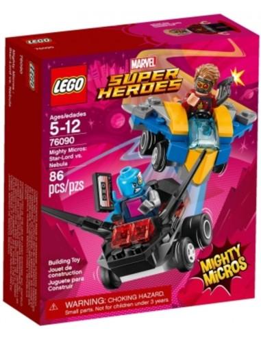 Lego Mighty Micros: StarLord VS Nebula (76090)