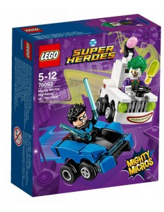 Lego Mighty Micros: Nightwing VS The Joker (76093)