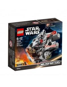 Lego Microfighters Serie 5: Halcón Milenario (75193)