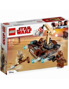 Lego Star Wars: Pack de Combate de Tatooine (75198)