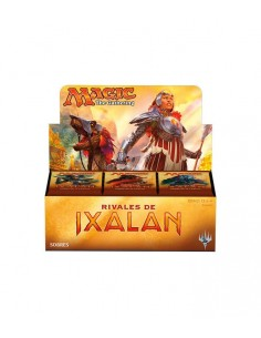 Magic. Rivales de Ixalan Caja de Sobres